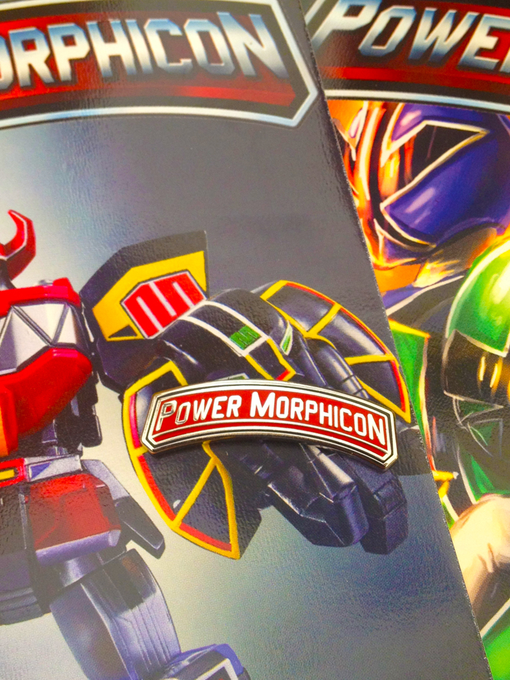 Power Morphicon Pin